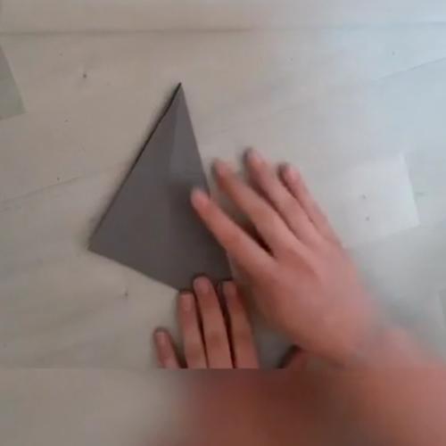 Origami-Elefanten basteln