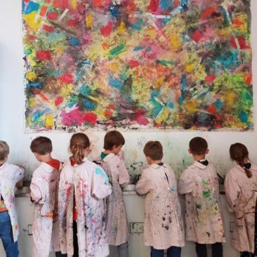 Aktionstag im Haus der Kunst