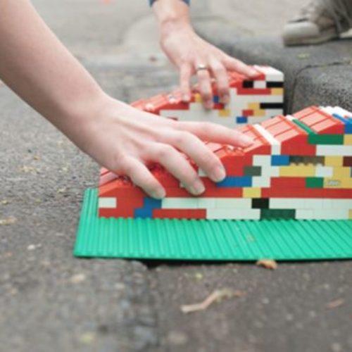 Legorampen bauen