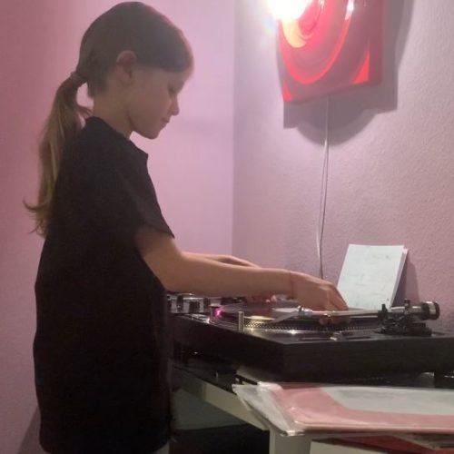 DJ-Set von Marlene