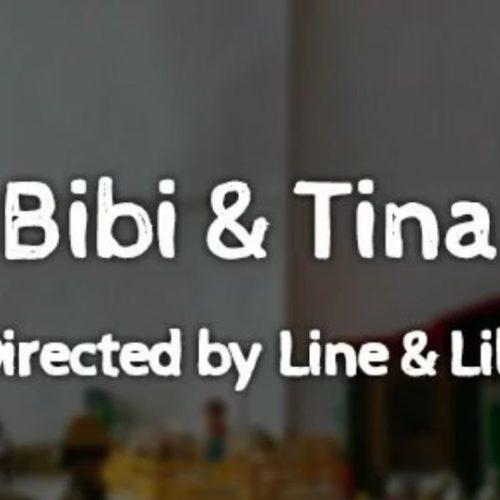 Trickfilm von Line und Lilly