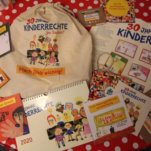 Kennst du dich aus beim Kinderrechte-Memo-Spiel?