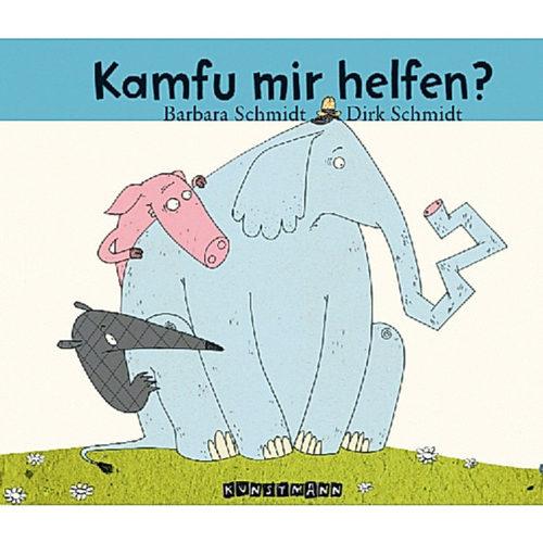 "Hörspiel: ""Kamfu mir helfen?"""