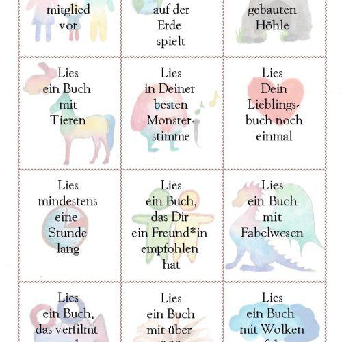 """Kinder-Buch-Club """"Kibucl""""- Rätsel zum mitmachen"""