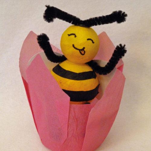 """""""Rund um die Biene"""" – Kreativwerkstatt"""