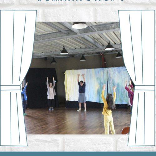 Alles Theater – Sommerferienworkshop
