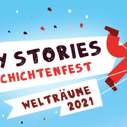 City Stories Geschichtenfest 2021