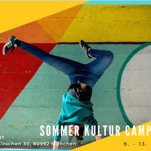 """The Tent"" Sommer Kultur Camp 2021"
